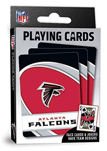 MasterPieces NFL Atlanta Falcons Playing Cards