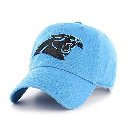 OTS NFL Carolina Panthers Men's Challenger Adjustable Hat, Alternate Team Color, One Size