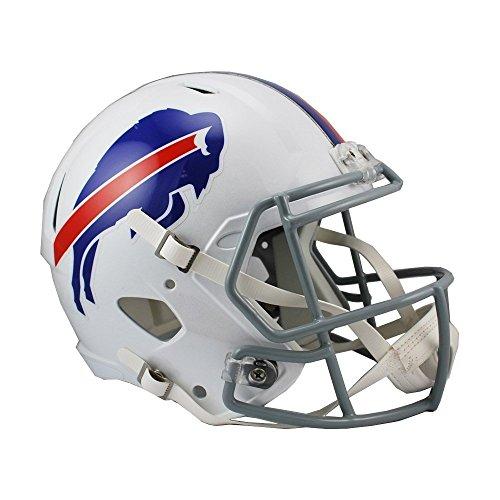 Riddell NFL Buffalo Bills Full Size Replica Speed Helmet, Medium, Red