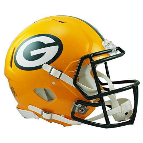 NFL Green Bay Packers Speed Authentic Football Helmet