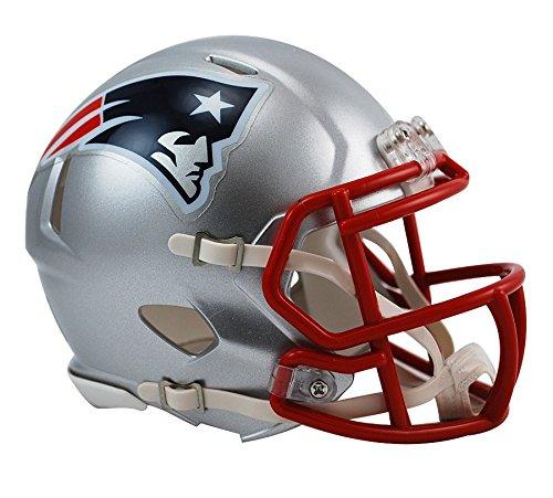 NFL New England Patriots Revolution Speed Mini Helmet
