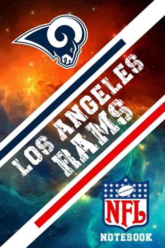 Los Angeles Rams : Los Angeles Rams To Do List Notebook   NFL Notebook Fan Essential NFL , NBA , MLB , NHL , NCAA #61