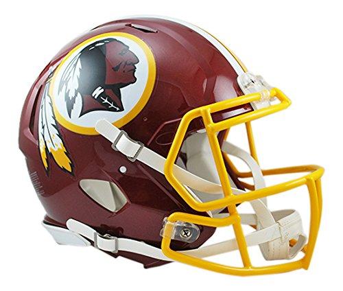 NFL Washington Redskins Speed Authentic Football Helmet