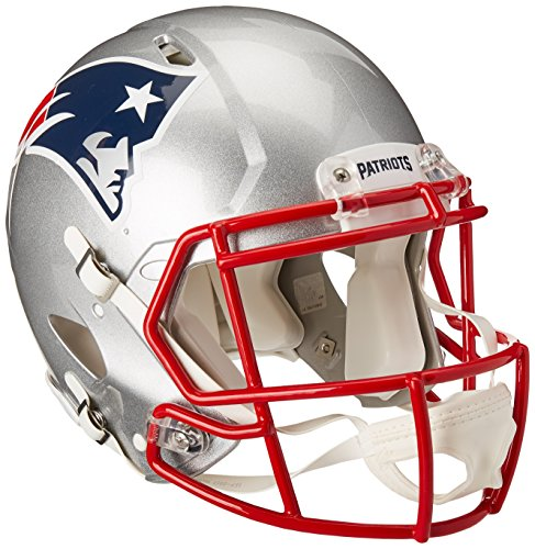 NFL New England Patriots Speed Authentic Football Helmet