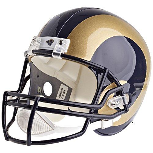 Los Angeles Rams Officially Licensed VSR4 Full Size Replica Football Helmet
