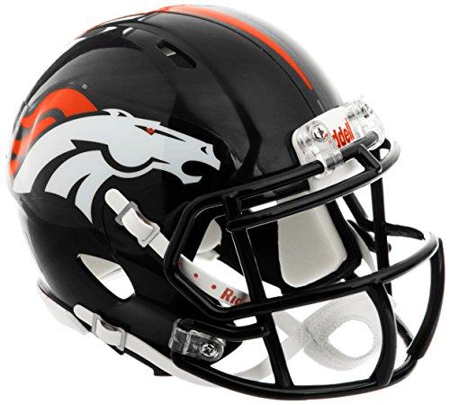 Riddell Denver Broncos NFL Replica Speed Mini Football Helmet