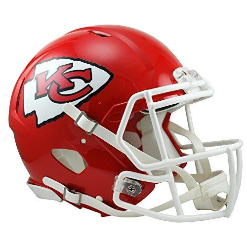 NFL Kansas City Chiefs Speed Authentic Football Helmet