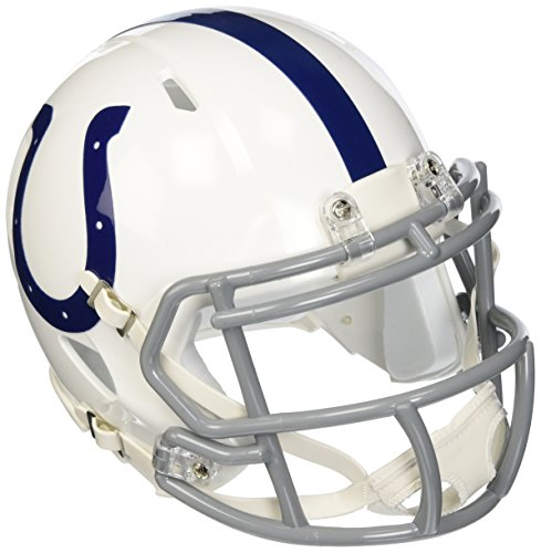 NFL Indianapolis Colts Revolution Speed Mini Helmet