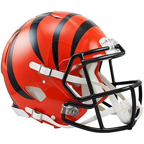 NFL Cincinnati Bengals Speed Authentic Football Helmet