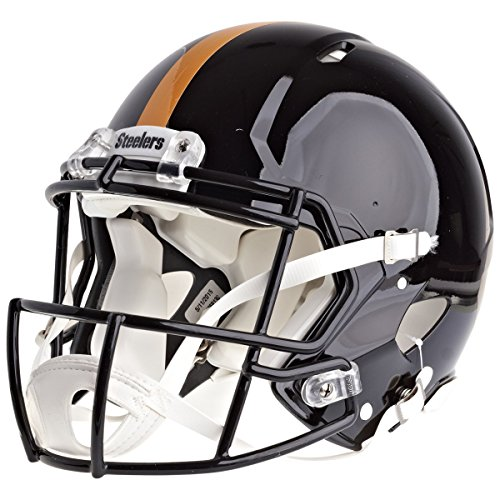 NFL Pittsburgh Steelers Speed Authentic Football Helmet