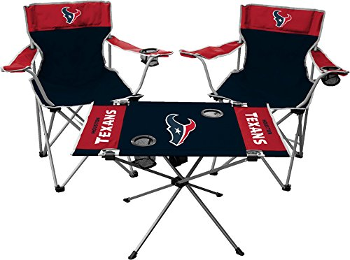 Rawlings NFL Houston Texans Tailgate Kit, Team Color, One Size